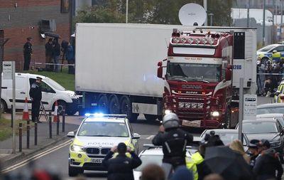 Vụ 39 người tử vong trong container: Cảnh sát Anh xác nhận có nạn nhân là người Việt Nam - ảnh 1