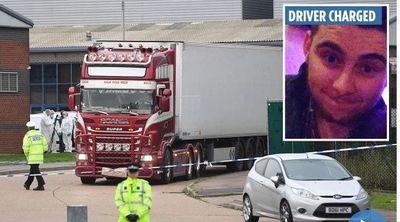 Vụ 39 người tử vong trong container ở Anh: Hé lộ nhân vật vừa bị truy tố - ảnh 1