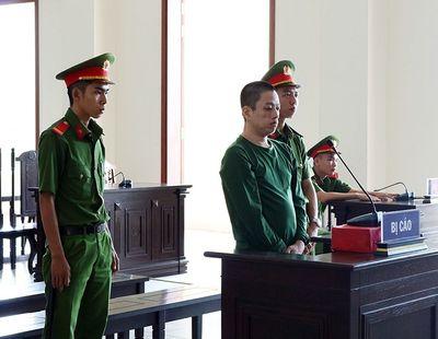 Điều tra vụ chồng đoạt mạng vợ bằng 7 nhát dao tại Tiền Giang - ảnh 1