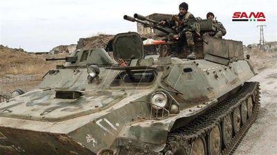 Quân đội Syria tấn công dồn dập, tiêu diệt phiến quân tại Idlib, giành lại hoàng loạt khu vực - ảnh 1
