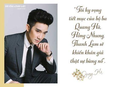 Quang Hà: Gần 20 năm ca hát, chưa bao giờ sợ đứng trên sân khấu như lúc này! - ảnh 1