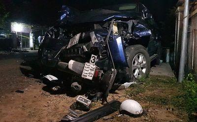 Bắt tạm giam tài xế xe bán tải gây tai nạn khiến 4 người tử vong tại Phú Yên - ảnh 1