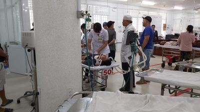 Tiền Giang: Điều tra vụ công an nổ súng tại tụ điểm đá gà, 3 người bị thương - ảnh 1