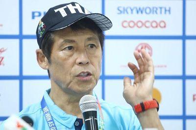 Thắng chật vật trước Lào, HLV Thái Lan lo lắng về trận đối đầu với Việt Nam sắp tới - ảnh 1