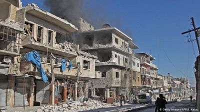 Tin tức thế giới mới nóng nhất ngày 1/1: Syria quét sạch IS, dành lại hàng loạt địa điểm - ảnh 1