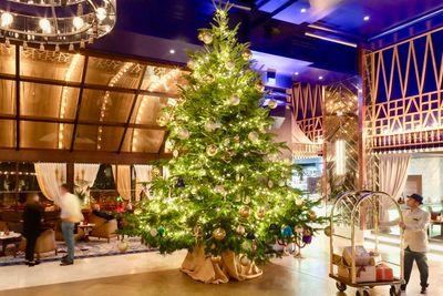 Cận cảnh cây thông Noel đắt nhất thế giới trị giá hơn 365 tỷ đồng - ảnh 1