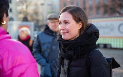 Chân dung nữ Thủ tướng trẻ nhất thế giới tại Phần Lan  - ảnh 1