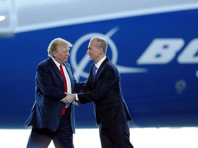 CEO Boeing điện đàm với Tổng thống Trump sau tai nạn thảm khốc ở Ethiopia - ảnh 1