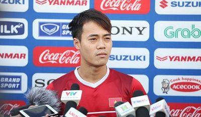 Văn Toàn nói gì về trận đấu sắp tới với Thái Lan tại King