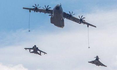 Tin tức quân sự mới nóng hôm nay 10/7: Máy bay vận tải hiện đại nhất châu Âu tham gia diệt IS - ảnh 1