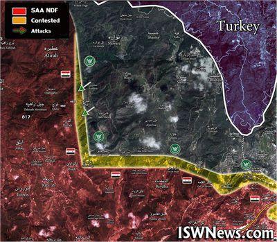 Tình hình Syria mới nhất ngày 11/7: Khủng bố mở chiến dịch phản công lớn chưa từng có - ảnh 1