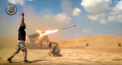 Tin tức Syria mới nóng nhất hôm nay 18/7/2019: Tiêm kích Mỹ khiêu khích hệ thống phòng không Syria - ảnh 1