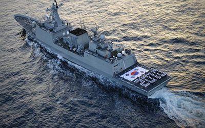 Quân đội Hàn Quốc bắt giữ tàu cá Triều Tiên xâm nhập lãnh hải - ảnh 1