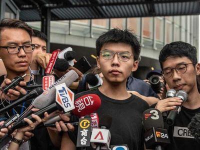 Cảnh sát bắt giữ 3 thủ lĩnh nhóm chính trị gây rối tại Hong Kong - ảnh 1