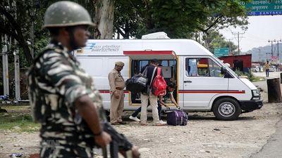 Ấn Độ ồ ạt đưa hàng ngàn binh sĩ đến khu vực tranh chấp với Pakistan - ảnh 1