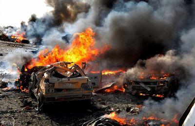 Tin tức quân sự mới nóng nhất hôm nay 14/9: Nhà máy, mỏ dầu cháy dữ dội vì bị UAV tấn công - ảnh 1
