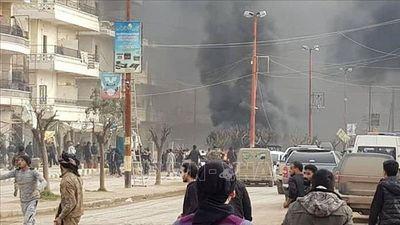 Tin tức quân sự mới nóng nhất hôm nay 16/9: Đánh bom xe tại Syria, 11 người thiệt mạng - ảnh 1