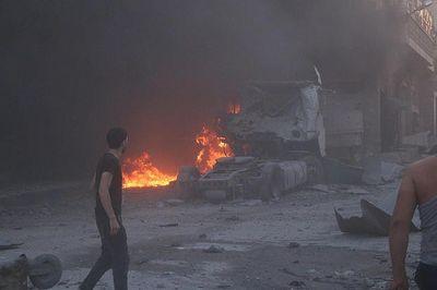 Tin tức quân sự mới nóng nhất hôm nay 2/9: Nga lên tiếng chỉ trích Mỹ vì không kích Syria - ảnh 1