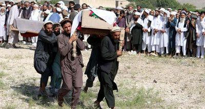 Máy bay Mỹ bị nghi không kích nhầm, ít nhất 30 dân thường Afghanistan thiệt mạng - ảnh 1