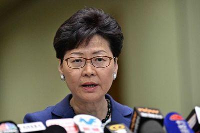 Trưởng đặc khu Hong Kong sẵn sàng từ chức nếu có thể - ảnh 1