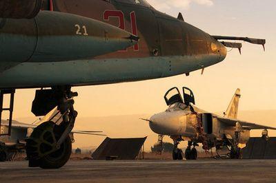 Chiến sự Syria: Căn cứ không quân đầu não của Nga tiếp tục bị khủng bố tấn công - ảnh 1