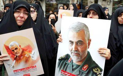 Vụ sát hại tướng Soleimani: Cuộc thẩm vấn nhiều giờ truy tìm nhân vật tuồn tin cho Mỹ  - ảnh 1