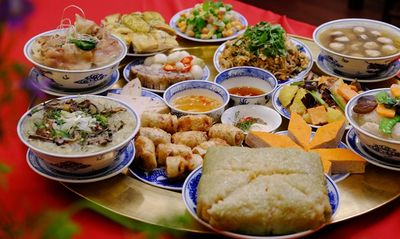 Xuýt xoa trước những món ăn truyền thống ngày Tết của các nước trên thế giới - ảnh 1