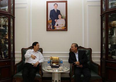 Phó Thủ tướng thăm, chúc Tết nguyên lãnh đạo Nhà nước, Chính phủ - ảnh 1
