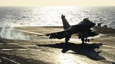 Tin tức thế giới mới nóng nhất ngày 18/1: Pháp triển khai tàu sân bay tới Trung Đông chống khủng bố - ảnh 1