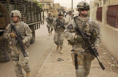 """Mỹ """"lỡ tay"""" gửi nhầm thư báo rút quân tới chính quyền Iraq - ảnh 1"""