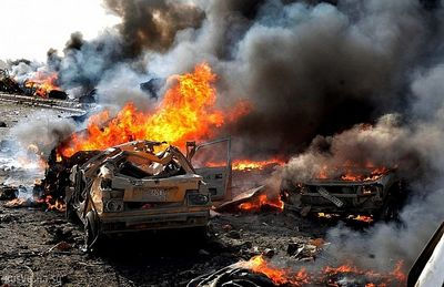 Tin tức quân sự mới nóng nhất ngày 9/1: Đánh bom tại Syria, 4 binh sỹ Thổ Nhĩ Kỳ thiệt mạng - ảnh 1