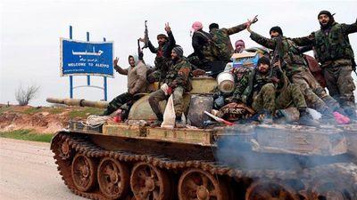 Nga không kích yểm trợ, quân đội Syria giành lại gần như hoàn toàn tỉnh Aleppo - ảnh 1