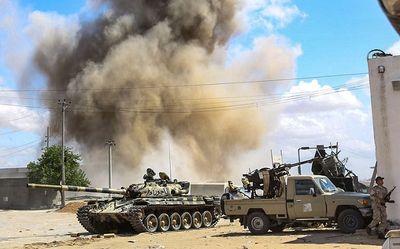 Tin tức thế giới mới nóng nhất ngày 19/2: LNA tấn công cảng biển ở thủ đô Tripoli, Lybia - ảnh 1