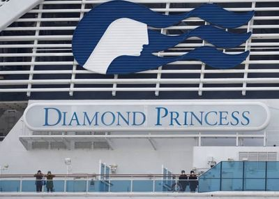 Nhật Bản xác nhận 2 hành khách nhiễm Covid-19 trên tàu Diamond Princess tử vong - ảnh 1