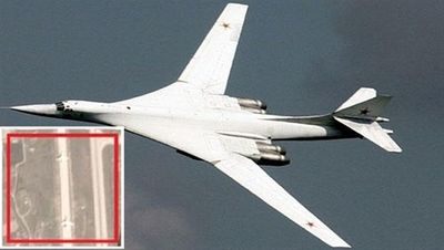 Tin tức quân sự mới nóng nhất ngày 24/2: 'Thiên Nga trắng' Tu-160 Blackjack của Nga hiện diện ở Syria - ảnh 1