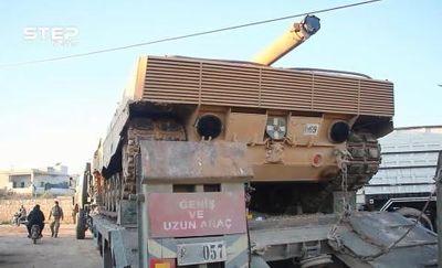Tin tức quân sự mới nóng nhất ngày 4/3: Thổ Nhĩ Kỳ điều thêm vũ khí hạng nặng vào Idlib - ảnh 1