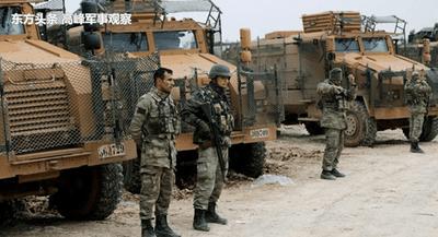 Thổ Nhĩ Kỳ ồ ạt đưa binh sĩ tới Syria, lập hàng loạt cứ điểm quân sự mới - ảnh 1