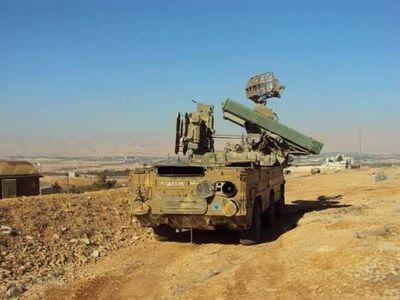 Tin tức quân sự mới nóng nhất ngày 15/4: Phòng không Syria đặt trong tình trạng báo động cao - ảnh 1