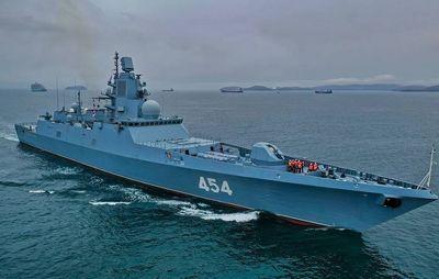 """Tin tức quân sự mới nóng nhất ngày 5/4: Nga nâng cấp """"siêu tàu"""" Đô đốc Gorshkov - ảnh 1"""