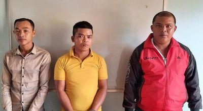 Quảng Nam: Bắt các đối tượng đánh 3 công an nhằm giải vây nhóm đánh bạc - ảnh 1