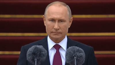 Nga yêu cầu hãng tin Bloomberg xin lỗi vì đăng tin sai về Tổng thống Putin - ảnh 1
