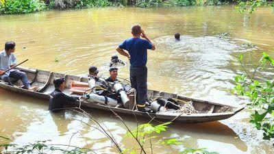Vĩnh Long: Nhậu say tắm sông, người đàn ông đuối nước tử vong - ảnh 1