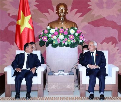 Việt - Lào tiếp tục đẩy mạnh hợp tác tư pháp - ảnh 1