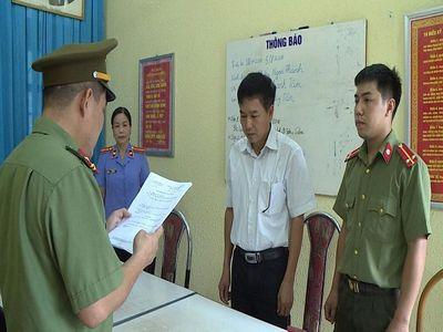 Vụ gian lận điểm thi ở Sơn La: Bắt tạm giam Phó Giám đốc Sở GD-ĐT cùng 4 đối tượng liên quan - ảnh 1