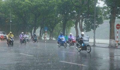Dự báo thời tiết ngày 8/7: Mưa lớn kéo dài, báo động lũ cấp 1 - ảnh 1