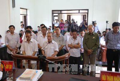 Vụ án vi phạm quản lý đất đai ở Đồng Tâm: Chuẩn bị xét xử phúc thẩm nhóm cựu cán bộ - ảnh 1