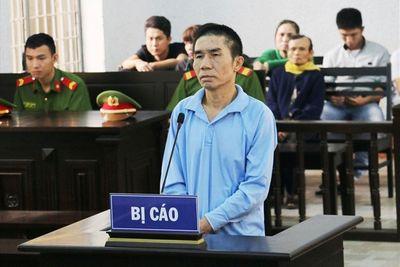 Người chồng đâm chết vợ tại tòa vì hòa giải bất thành lãnh 20 năm tù - ảnh 1