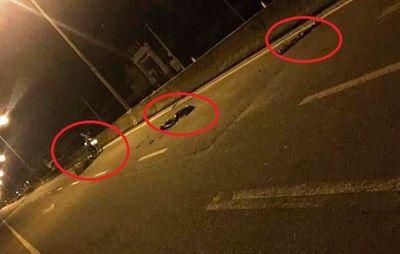 Hành trình truy tìm ô tô đâm chết người trong đêm rồi bỏ chạy từ Quảng Nam vào Bình Định - ảnh 1