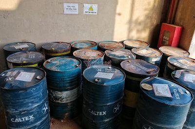 Vụ nước sạch sông Đà nhiễm dầu thải: Nội dung biên bản kiểm tra công ty Gốm sứ Thanh Hà có gì đặc biệt? - ảnh 1