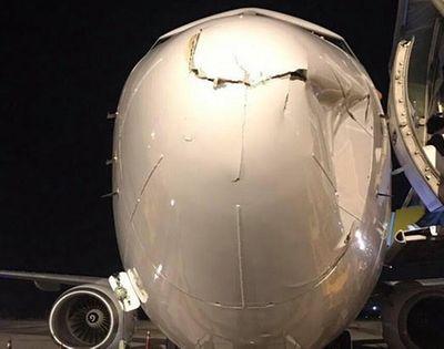 Vụ hai máy bay bị móp mũi: Bộ GTVT vẫn chưa tìm ra nguyên nhân - ảnh 1